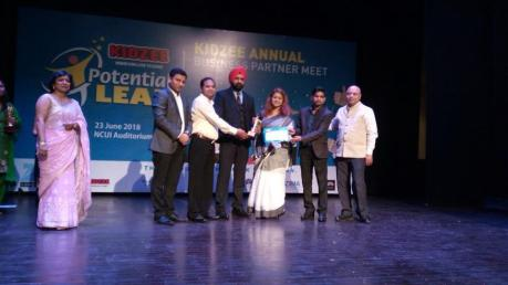 The Best growth Award