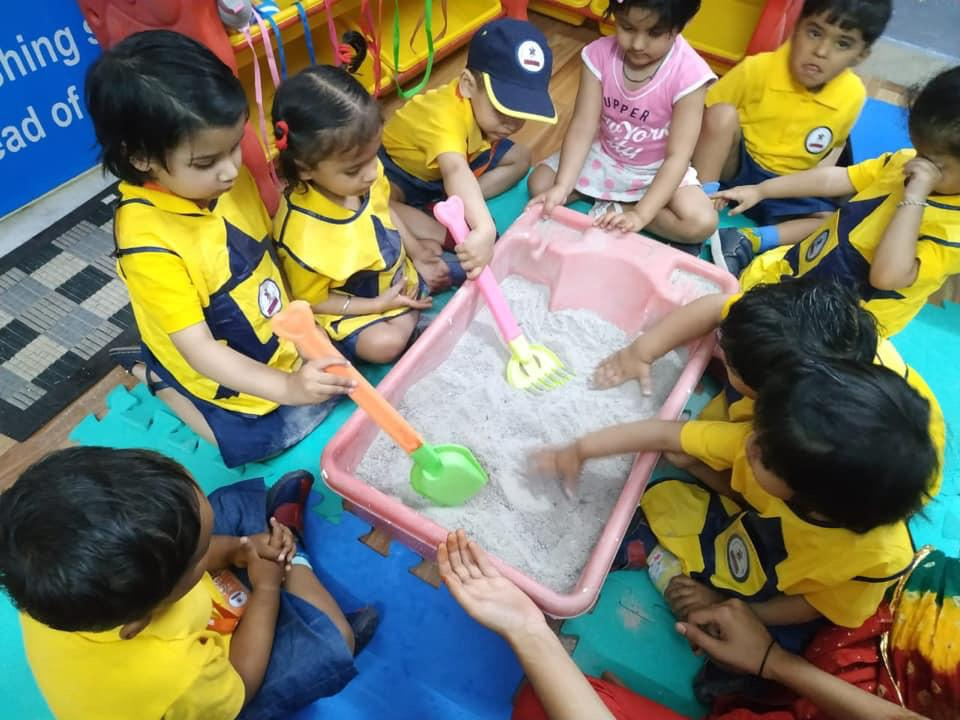 KidZee PreSchool – where kids love to learn | The Sunny Tales